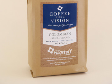 Colombian 1kg Coffee Beans