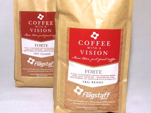 Forte Blend 1kg Coffee Beans