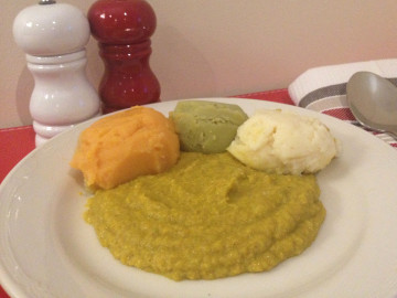 Puree - Curry Vegetable
