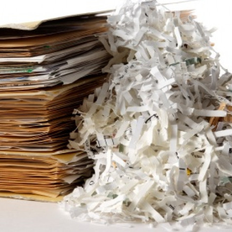 Secure Shredding & Recycling